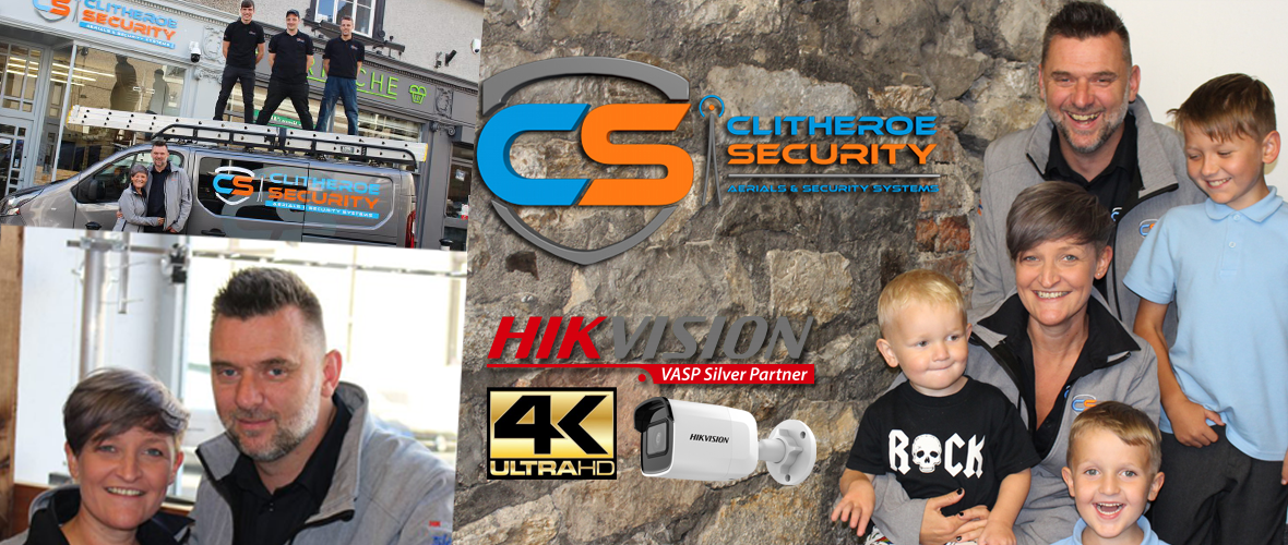 Clitheroe Security New Website